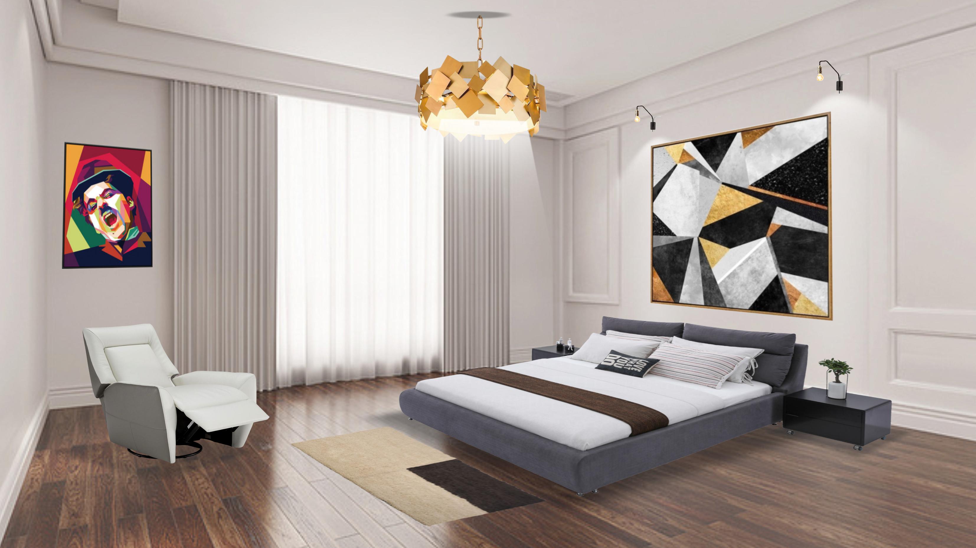 背景墙 房间 家居 起居室 设计 卧室 卧室装修 现代 装修 3307_1859