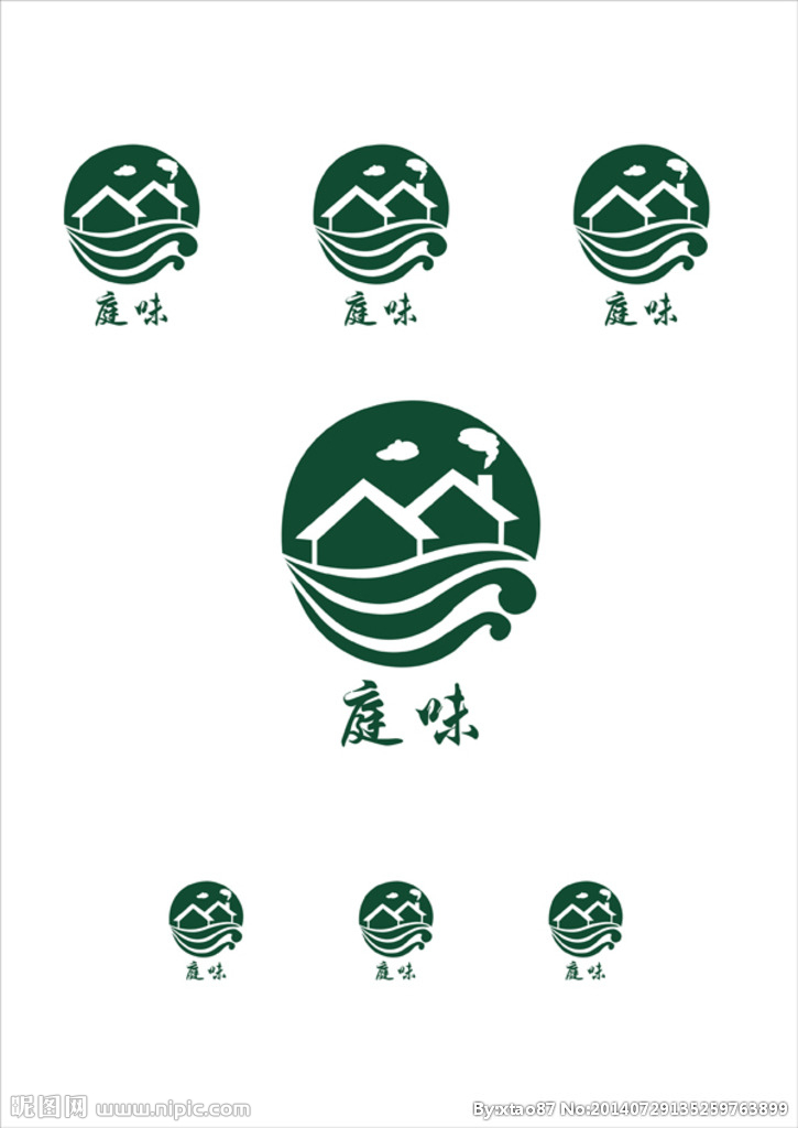 第1天作业:品牌logo的图形设计 - 云琥在线 - 互联网