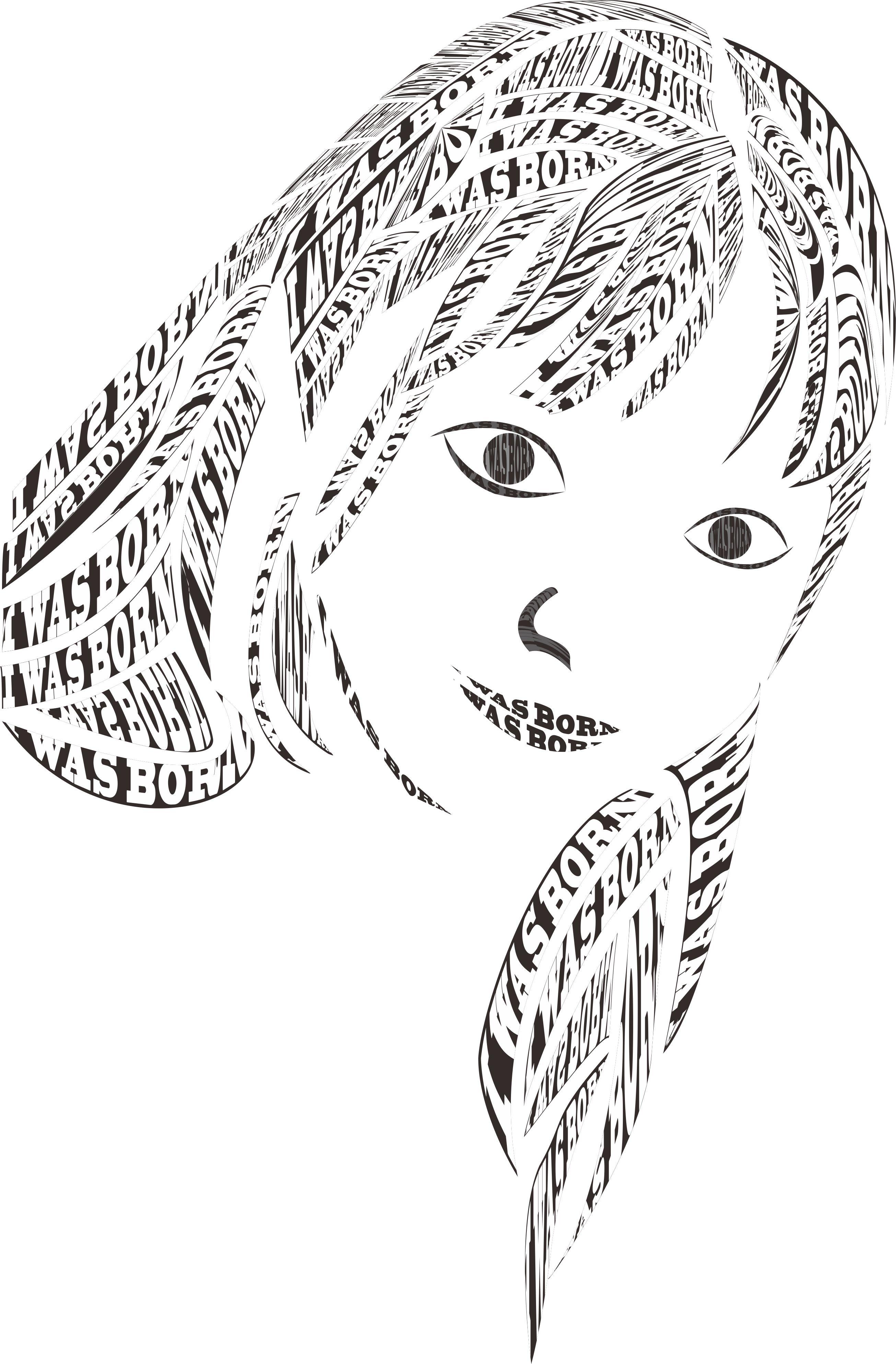 简笔画 手绘 线稿 2611_3975 竖版 竖屏